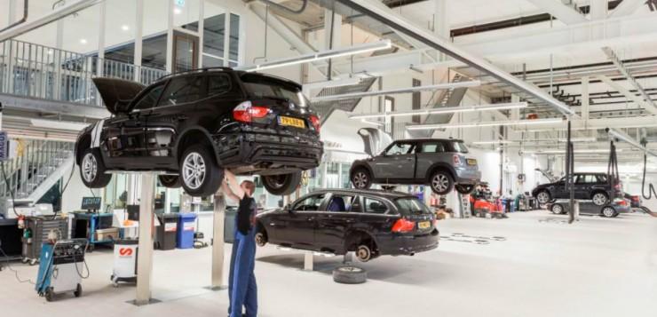 veiligheid in je autowerkplaats