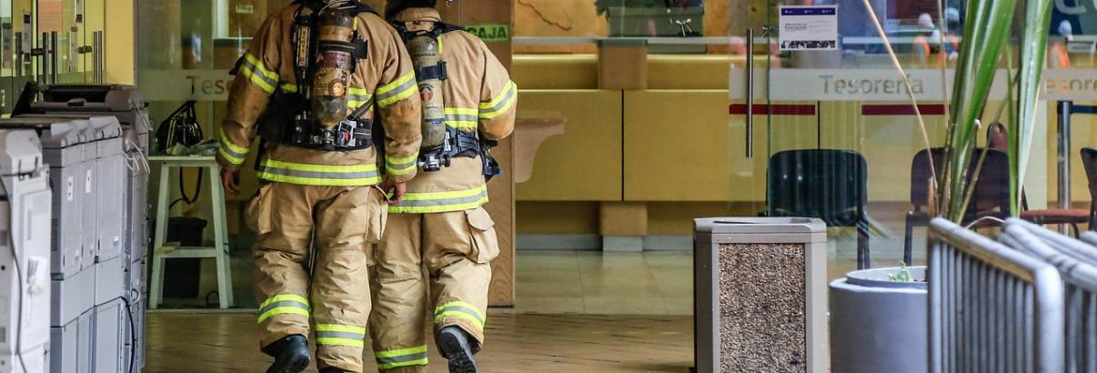 Wat te doen bij brand op werk?