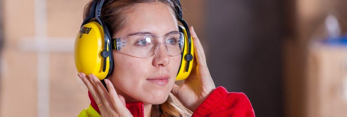 Bij welk werk is bescherming voor de oren noodzakelijk