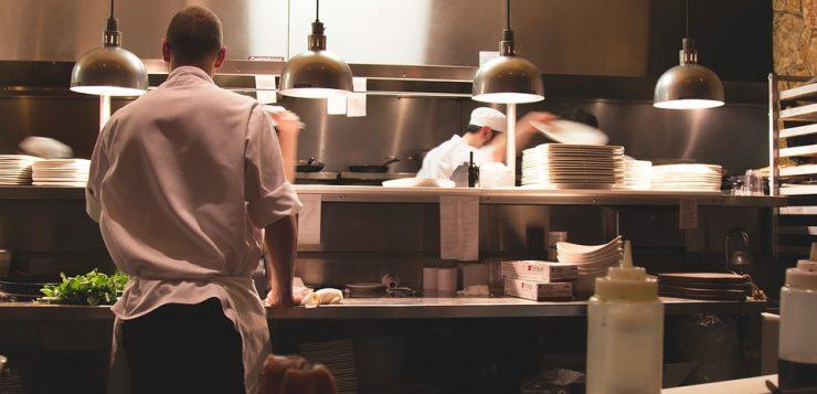 vloer horeca keuken
