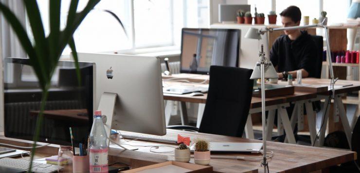 gezonde werkomgeving kantoorbaan