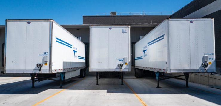 producten vervoeren kunststof pallets