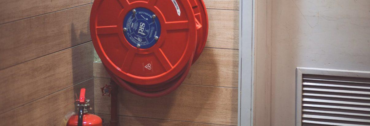 Brandveiligheid op kantoor; ook fotobehang draagt hieraan bij