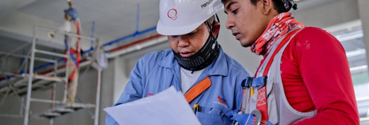 Werken in de bouw: zo waarborg je de veiligheid!