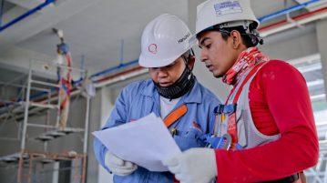 werken in de bouw veiligheid waarborgen