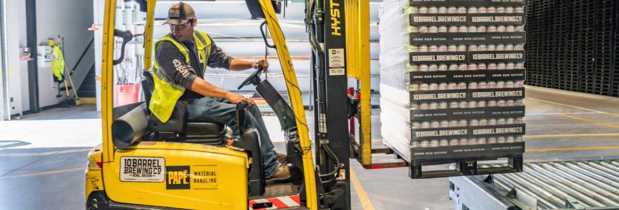 Veiligheid waarborgen in magazijnen? Zo doe je dat
