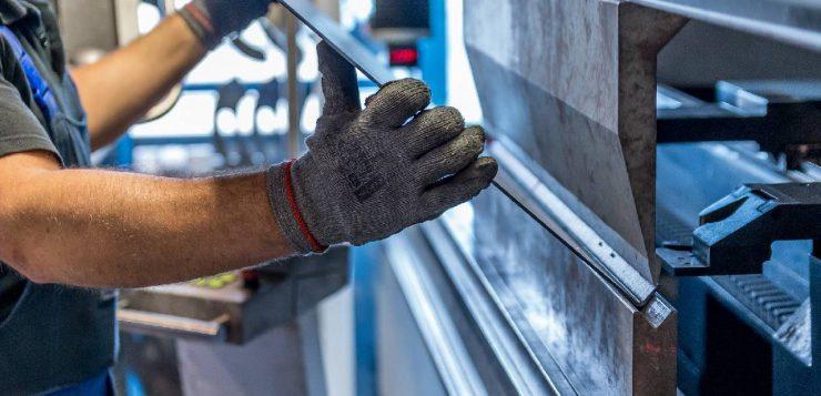 Metaalbewerkingsmachines: veilig werken