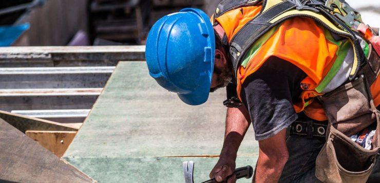 Eisen werkbroek